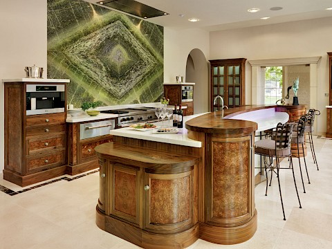 Callum Walker Interiors luxury kitchen