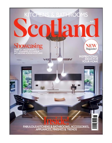 Callum Walker featured in the Press Bespoke interior design Perth