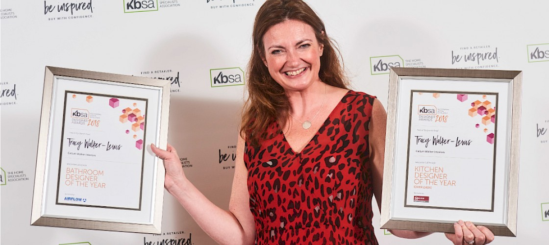 Tracy Walker-Lewis Kitchen and Bathroom Designer of the Year