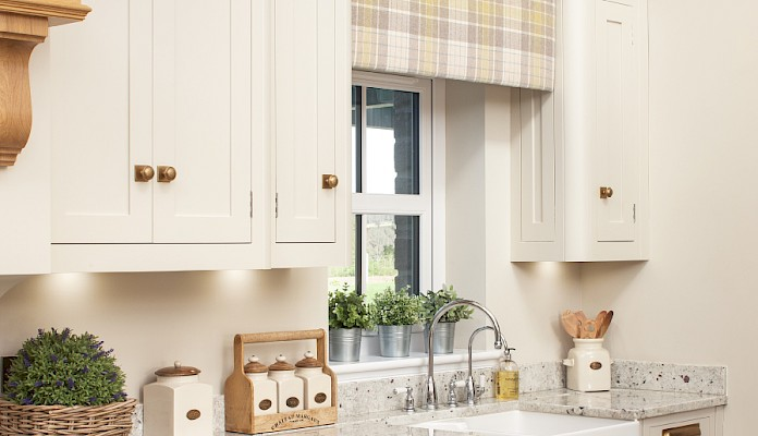Scottish home interior design. Kitchen Perthshire | Fife | Scotland